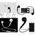 Wireless Sport Stereo Bluetooth Headset Earphone Headphone For iPhone7 7 Plus 6S