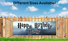 HARRY POTTER THEME, OUTDOOR PVC BANNER, BIRTHDAY BANNER, ADD YOUR NAME, HOGWARTZ