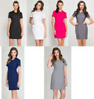 Long Uniform Doctors Therapist SPA Beauty Tunic Nail Hair Dentist Pockets Lorren