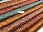 brocade Imitation/faux silk brocade shimmer dressmaking fabric 115cm wide