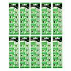 Tatakai® AG3 1.55V LR41 192 Coin Cell Button Alkaline Disposable Batteries
