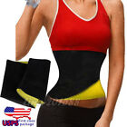 Flat Stomach Neoprene Waist Training Trainer Cincher Slimming Shaper Corset Belt
