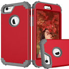 Shockproof Hybrid Rugged Rubber Hard Silicone Case Cover For Apple iPhone 6/6S 7