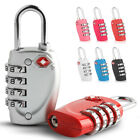 Внешний вид - TSA Security 4 Digit Combination Travel Suitcase Luggage Bag Code Lock Padlock