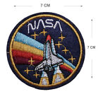 NASA Embroidered Iron On / Sew On Patches Motif Applique Space Craft Embroidery