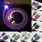 High Speed LED USB Data Sync Charger Cables Cord Fast Charging For Android Phone