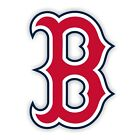 "Boston Red Sox ""B"" Decal / Sticker Die cut on Ebay"
