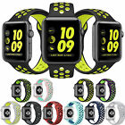 Replacement Silicone Sports Band Bracelet Strap For Nike+ Apple Watch Series 2/1