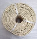 16mm Natural Sisal Decking Rope, Cat Scratching Post, Cats, Garden, Pets, Toys