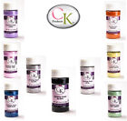CK Products 4 Oz Edible Crystal Sprinkles, Sanding Sugar, Various Colours