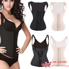 Body Shaper Latex Rubber Waist Trainer Cincher Underbust Corset Shapewear Vest