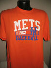 MLB New York Mets Baseball Team Logo T Shirt Mens Sizes Nwt New