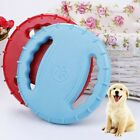 Latest Pet Frisbee Toy Floating Water Flying Disc Large Dogs Outdoor Squeaky Toy