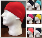 Durable Flexible Sporty Nylon Lycra Dome Beanie Cap Hat Unisex USA Seller