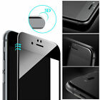3D Curved Full Tempered Glass Coverage Fade away Protector For iPhone 6 6s 7 Plus 7