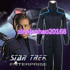New! Star trek Cpt.Jonathan Archer cos Coverall Cosplay clothing on eBay