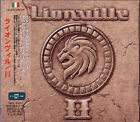 LIONVILLE II + 2 JAPAN CD Work Of Art Stefano Lionetti Alessandro Del Vecchio