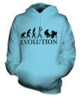 BACKGAMMON EVOLUTION OF MAN UNISEX HOODIE MENS WOMENS LADIES GIFT SETS