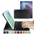 For Samsung Galaxy Tab S3 9.7 / S2 8.0 / 9.7 Inch Covering Cover Stand with Keyboard