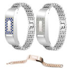 Fitbit Flex ! Jewellery Accessory Stainless Steel Bracelet Bands + Metal Cover