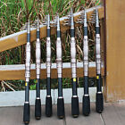 Telescopic Carbon Fishing Pole Saltwater Freshwater Travel Spinning Fishing Rod