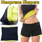 Sweat Hot Neoprene Body Shaper Slim Trimmer Belt for Women Waist Trainer Cincher