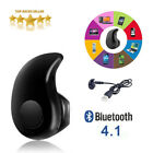 New Arrival Mini Wireless Bluetooth 4.1 In-Ear Headset Earphone Earbud Earpiece
