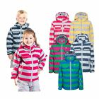 Trespass Motley Hooded Kids Ski Jacket Snowboarding Waterproof Boys Girls Coat