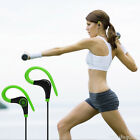 Wireless Bluetooth 4.1 Sport Gym Headset Headphone Earbud for iPhone Samsung Fit