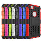 "For Apple 4.7"" iPhone 7 Cases Shockproof Hybrid Armor Kickstand Protective Cover"