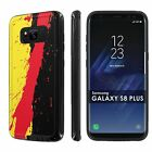 """For Samsung Galaxy S8 Plus [6.2""""] Dual Armor ShockProof Case  Design [G]"""