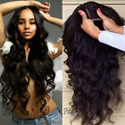 Brazilian Remy Human Hair Wigs Body Wavy Full Lace Front Wigs African Americans