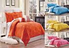 6/7PC 200TC 100% COTTON COMFORTER BEDDING DRESSING COVER SET TWIN QUEEN KING