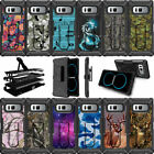 For Samsung Galaxy Note 8 N950 (2017) Holster Clip Stand Dual Layer Case Camos