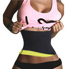 Fat Burning Neoprene Waist Trainer Cincher Slimmer Trimmer Corset Shapewear L098