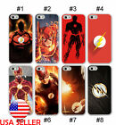 The Flash Comic Hero IPhone X 6 7 8 Plus Phone TPU Soft Clear Black case Movie#1