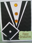 Homemade/hand made Graduation greeting cards