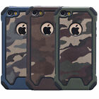 TPU Camouflage Cover for iPhone 6 6S 6plus 6S plus 7 7Plus 5 5S SE Shockproof