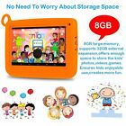 """Android 7"""" Quad Core 8GB Bluetooth Tablet PC WiFi Game 1.3MP For Kids Children"""