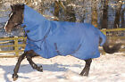 Masta Aztex 340g 1000 Denier Zip Full Neck Heavyweight Winter Turnout Rug  6'