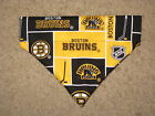 Boston Bruins Dog Bandana - 5 sizes XS - XL $4.49 USD on eBay