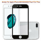 Premium Real Screen Cover Protector Tempered Glass Protective Film For iPhone