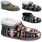 LADIES WINTER FUR COMFORT SLIP ON WARM WINTER SLIPPERS SHOES BOOTS BOOTIE SIZE