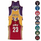 NBA Authentic Mitchell  Ness Soul Swingman Throwback Jersey Collection Mens
