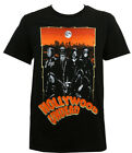 Authentic HOLLYWOOD UNDEAD Full Moon Froup Photo Slim-Fit T-Shirt S-2XL NEW