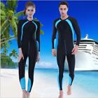 Lycra Scuba Dive Skin Wetsuit Men Women Snorkeling Jumpsuit Swimwear Rash Guard $38.94 CAD on eBay