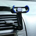 Colorful 360° Car Auto Cell Phone Air Vent Mount Holder Cradle Stand Support Set
