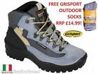 GRISPORT LADY WOLF WALKING BOOTS - WATERPROOF AND LIGHTWEIGHT