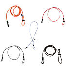 47 Canoe Kayak Boat Fishing Rod Pole Paddle Leash Bungee Shock Cord