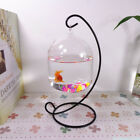 1pc Hot Sale Iron Pothook Stand Micro Landscape Glass Terrarium Hanging Stand